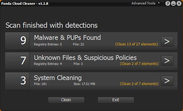 scanner antivirus online